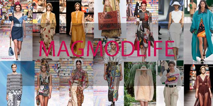 مدل لباس بهار و تابستان 2021