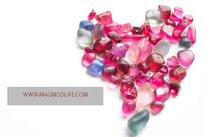 معرفی و شناخت انواع سنگ جواهر لعل