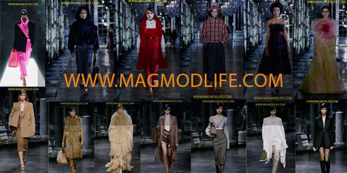 مدل لباس زنانه پاییز 2021 و زمستان 2022
